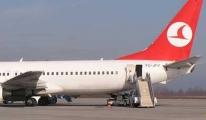Çarşamba Havaalanının yolcu sayısı arttı