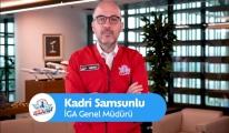 Samsunlu,Teknofest 2021 geri sayım devam ediyor(video)