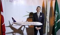 Saudi Arabian Airlines Türkiye'de hedef büyütüyor.