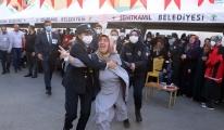 Şehit özel harekat polislerinin cenazeleri#video