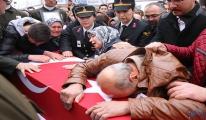 Şehit Uzman Onbaşı Akman'ın naaşı baba ocağına getirildi