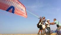 Şehit ve Gazi Çocukları Yamaç Paraşütüyle Uçacak