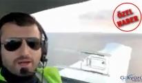 Selçuk Bayraktar Çanakkale üzerinde uçtu!