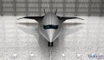 Sesten 5 Kat Hızlı Yolcu Uçağı Geliştiriliyor