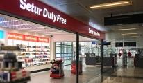 Setur Duty Free, İSG'de yeni mağaza açtı!