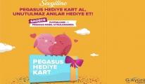 #Pegasus Hediye Kart Sevgiline al#video