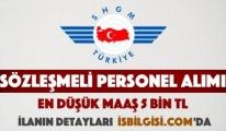 SHGM, 'Dudak Uçuklatan' Maaşla Personel Alıyor!