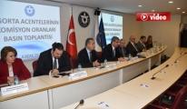 SİGORTA ACENTELERİNDEN 'KOMİSYON' TEPKİSİ