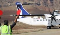 Siirt'te  98 Bin 302 Yolcu Uçakla Seyahat Etti
