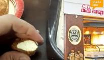 video Simit sarayında satılan simit bu şekilde.!