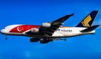 Singapur Airlines A380'i 50. Yıl Onuruna Özel Uçuracak