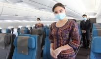 Singapur Hava Yolları önceliğimiz sağlık