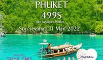 Singapur Hava Yolları Phuket Promosyonuna Devam Ediyor