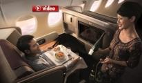 Singapur Havayolları'ndan Yolcularına Özel Yemek video