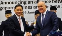 Singapur ve Yeni Zelanda Ortak Uçuş Yapacak