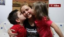 Sınır Dışı edilen Moldovalı Anne Çocuklarına Kavuştu video