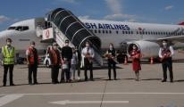#Şırnak Havalimanı'nda seferler yeniden başladı