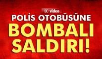Şırnak'ta Polis Otobüsüne Saldırı: 5 Yaralı