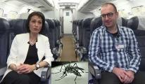 Sıtmayı Yenen THY Kabin Amiri Tekrar Uçmayı Bekliyor