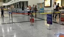 Sivas Havalimanı nemden geçilmiyor!