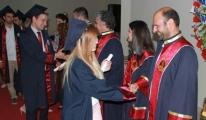 Sivil Havacılık Yüksekokulu ilk mezunlarını verdi.