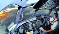 Sivil Pilot Adayları Uşak Semalarında Ter Döküyor