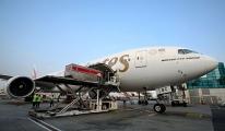 SkyCargo, Brezilya'ya aşı taşıyan charter uçuşları gerçekleştirdi