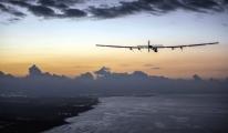 Solar Impulse 2'den Tarihi Başarı
