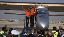 Solar Impulse'ın Pilotundan Brisa'ya Teşekkür