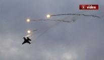 SOLOTÜRK gösterisi Antalyalıları mest etti video