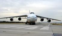 Son dakika! S-400'leri taşıyan bir uçak daha Mürted'e indi