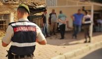 Sosyal Medyadan PKK'yı Övdü, jandarma Yurdu Bastı