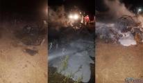 Sudan Hava Kuvvetleri'ne ait AN-12 düştü