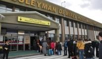 Süleyman Demirel Havalimanı, 2016'da Rekor Kırdı