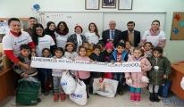 Çalışanlarından ihtiyaç sahibi çocuklara yardım eli
