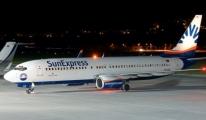SunExpress Havayolları Riga'ya acil iniş yaptı.
