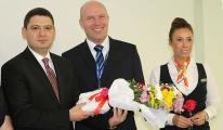 SunExpress ile Diyarbakır-Avrupa uçuşları başladı
