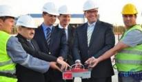 Sunexpress İzmir'de Teknik Binanın Temelini Attı