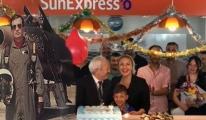 SunExpress Kaptan Pilotu Halit Kuday emekli oldu