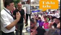 Sunexpress yolcuları isyan etti!video