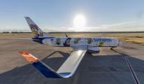SunExpress'in 6'ıncı Uçağı Minyonlar İle Geldi