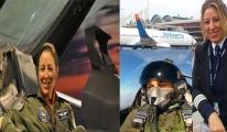 SunExpress'in kadın pilotu TSK'ya dönüyor!