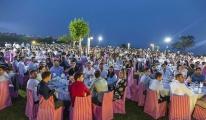 SunExpress'ten 1000 kişilik dev İftar yemeği