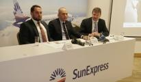 SunExpress'ten 2017 Yılında Rekor Büyüme