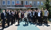 Süper Lig ve 1'inci Lig şampiyonluk kupaları tanıtıldı