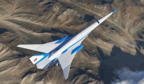Süpersonik uçak 2030 yılında kullanıma hazır olacak