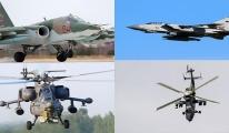 Suriye'de karşı karşıya gelen ülkelerin orduları