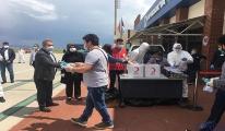 Suudi Arabistan'dan 169 kişi, Nevşehir'de geldi