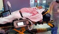 Suudi Arabistan'dan ambulans uçakla Kayseri'ye getirildi