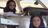 Suudi kadın pilot ticari uçuşlarda görev istiyor!